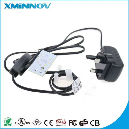What is the role and principle of the power adapter?input voltage and output voltage /