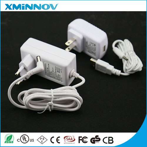 Hot Sale AC-DC 15V 0.8A IVP1500-0800 Switching Power Supply Adapter KC