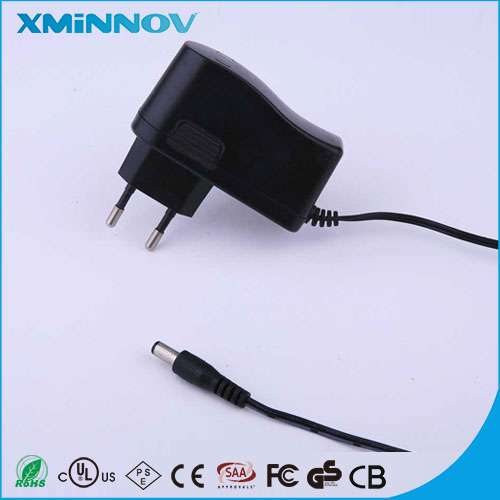 universal ac power adapter AC to DC 24V 0.25A IVP2400-2500 CCC CE GS SAA PSE UL