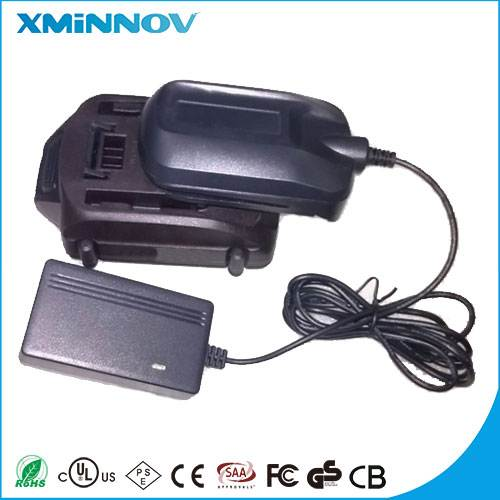 Auto Voltage Intelligent Programmable Power Charger AC-DC 16.9V 3A IVP1690-3000 UL CCC KC CE SAA PSE GS BS