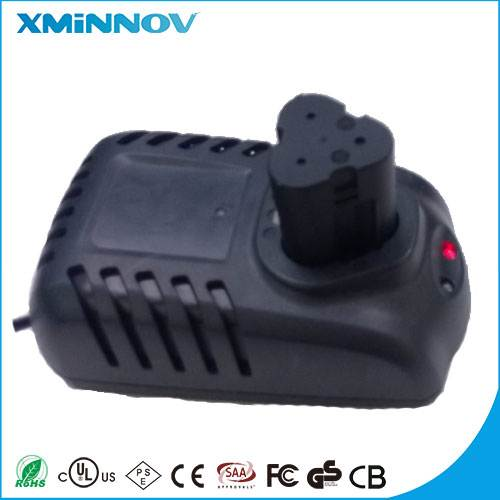 Auto Voltage Intelligent Switch Mode Power Charger UL CCC KC CE SAA PSE GS BS AC-DC 13.5V 1.8A IVP1350-1800