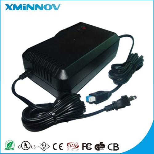 Intelligent  ac adapter definition Power Charger DC 17.5V 2.3A IVP1750-2300 UL with CCC KC CE SAA PSE GS BS