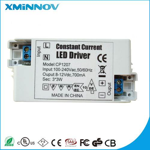LED driver  12V 0.7A   IVP1200-0700 switching power supply with CE ROHS